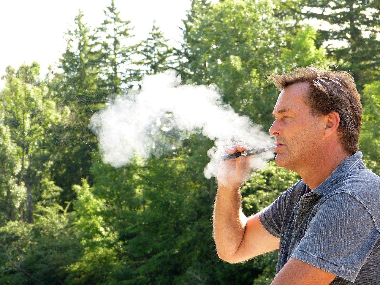 Les liquides de vape a la nicotine